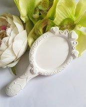 Stampo specchio in silicone