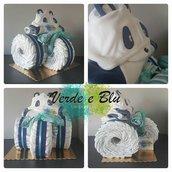 torte di pannolini personalizzate