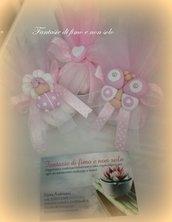 Confettata,bomboniera,segnaposti nascita/battesimo/prima comunione
