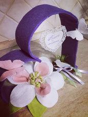 Cuore con magnolia