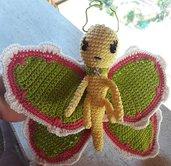 Una splendida farfalla