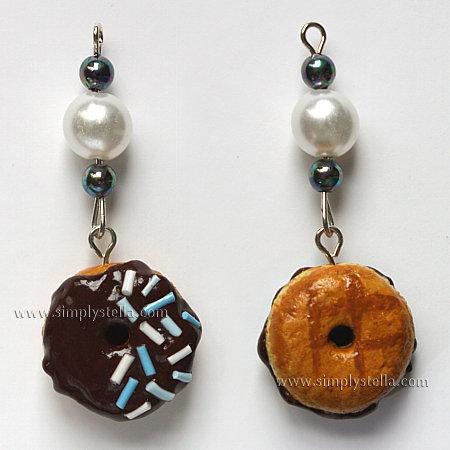 Glammin' Donuts (azzurro/cioccolato)