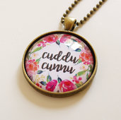 Collana Cuddu Cunnu Pink