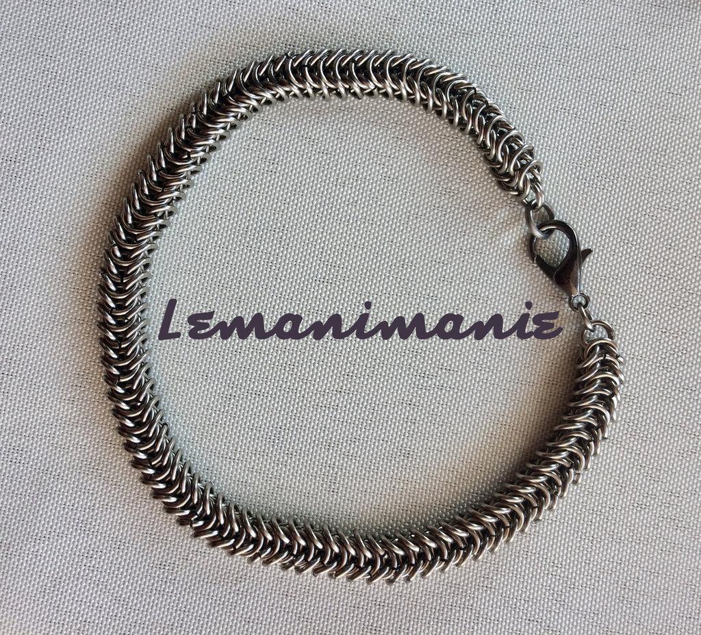 #bracciale #uomo #acciaio