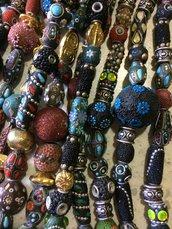 Filo di Perline tradizionali Indiane