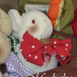 Coniglietto fermaporta Bunny