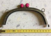Chiusura Clip Clap 167x88 mm.