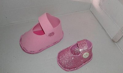 scarpette porta confetti/bomboniere