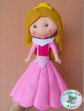 Principessa Aurora in pannolenci