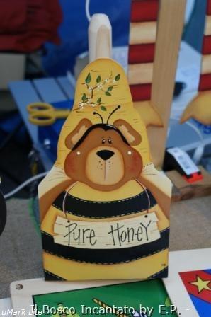 Portascottex Orsetto Pure Honey Country
