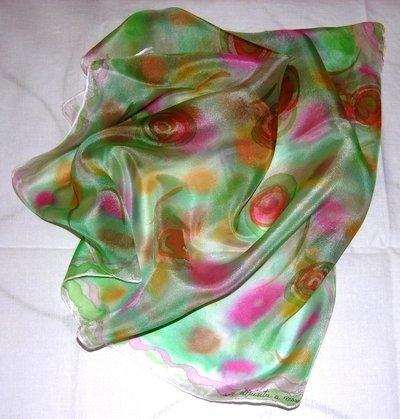 foulard di seta