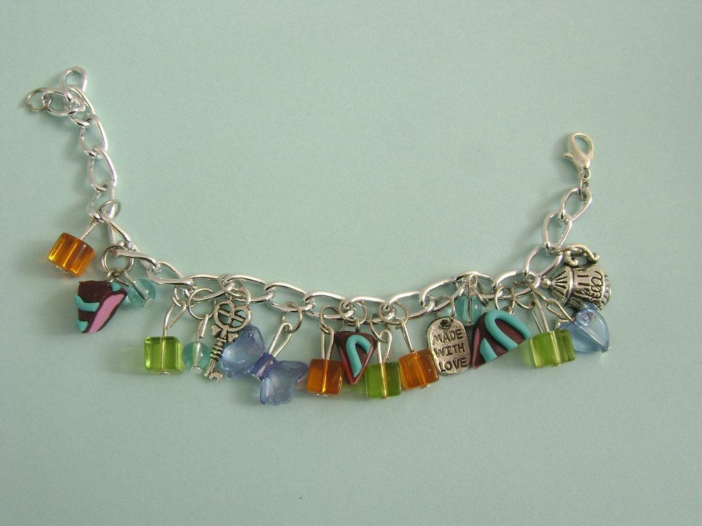 tea party bracelet!