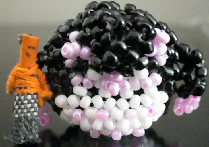 Civetta di perline