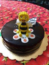 cake topper Ape Maya
