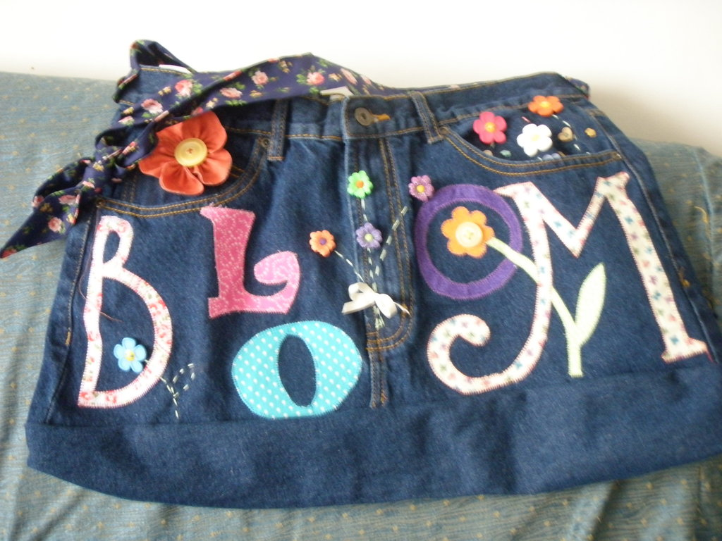 "Borsa Jeans"" BLOOM"""
