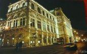 Quadro d'arredo Vienna - Roma - Ruota panoramica