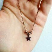 Bracciale con stella