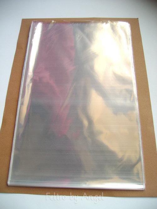 Riservato ad Alice - Buste plastiche trasparenti