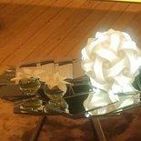 Lampada comodino moderna Modello Luna Piccola