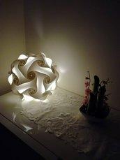 Lampada 32 cm design moderna