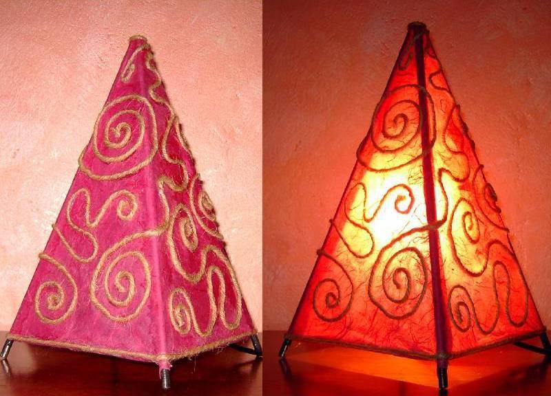 Lampadario Carta Di Riso : Lampada in carta di riso decorazioni per la casa e per te arred