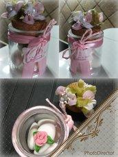 Confetti decorati in pasta di zucchero