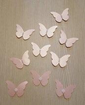 10 farfalle decorative