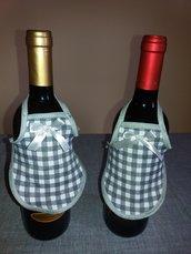 Grembiulini per bottiglie