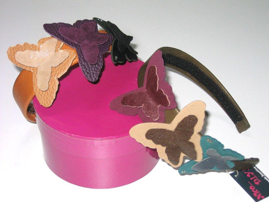 Cerchietto Farfalle