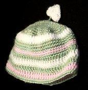 cappellino bebè personalizzabile