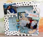 Cornice porta foto - festa della mamma - festa del papà- idee regalo - family