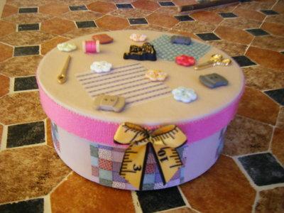 scatola della sarta