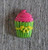 Calamite cupcake con fiocco