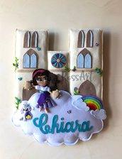 Fiocco nascita Esmeralda Notre Dame