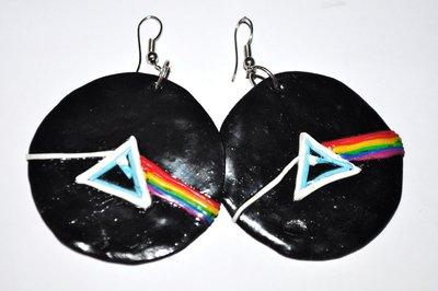 Orecchini Pink Floyd