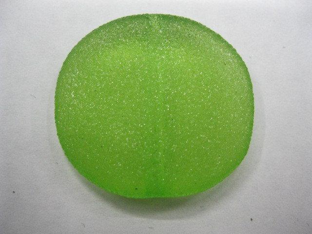 Resina Effetto Zucchero Verde Chiaro