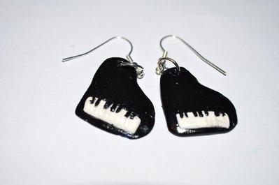 Orecchini Pianoforte