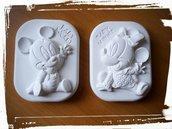 gessetti profumati topolino e minnie nascita battesimo compleanno