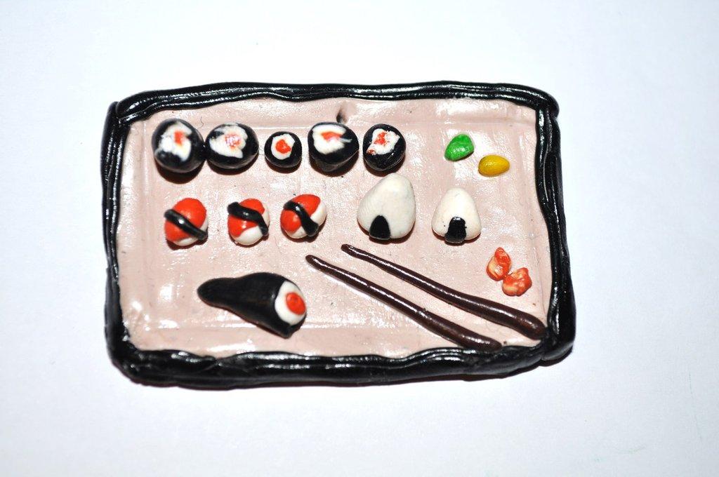 Ciondolo sushi!