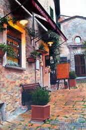 Dipinto di Volterra
