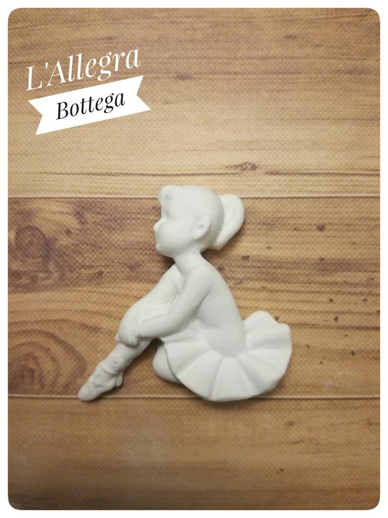 STAMPO  a forma di Ballerina