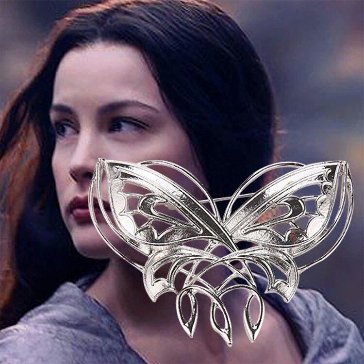 Spilla ARWEN il signore degli anelli elfi