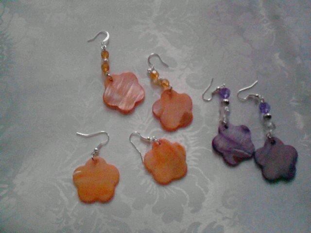 orecchini di pietra