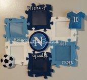 Cornici puzzle Napoli