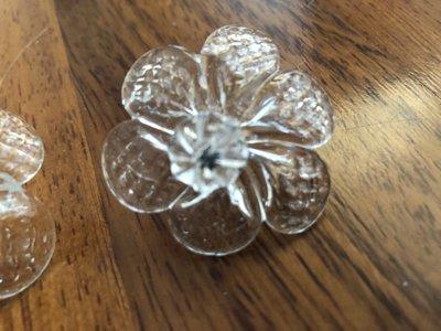 Plafoniera Fiori : Plafoniera fiori vetro: anticata luci fiore vetro