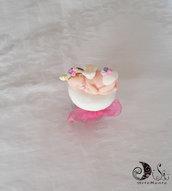 23 barattolini miele decorati con bebè unicorno alato bimba originali bomboniere per battesimo bimba