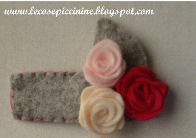 Clic Clac Tre Rose