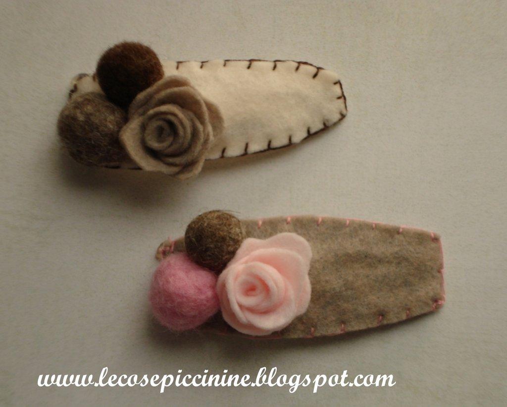 Clic clac rosa con palline