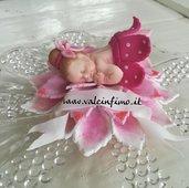 Ballerina sul fiore