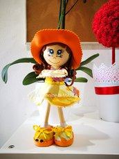 Bambola fofucha Clementina